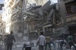 США обвинили Россию в инсценировке химатаки в Сирии