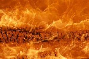В Киеве горел детский сад