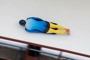 Украинский скелетонист Владислав Гераскевич показал свой лучший результат в карьере на Кубке мира