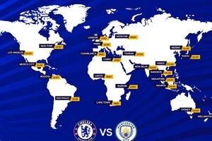 """Где смотреть матч """"Челси"""" - """"Манчестер Сити"""""""