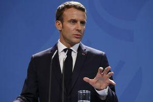 Макрон обратится к народу в связи с протестами во Франции