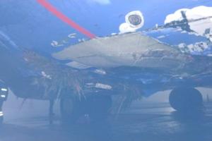 """В аэропорту """"Борисполь"""" самолет с пассажирами попал в аварию при посадке"""