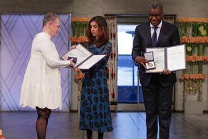 Нобелевская премия мира: фото и видео церемонии награждения лауреатов