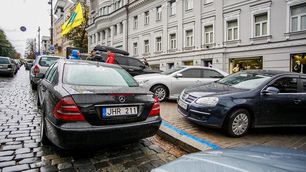 Сколько «евроблях» уже растаможили вгосударстве Украина