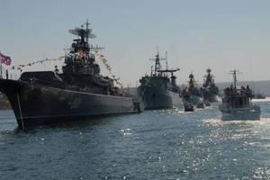 В Азовском море Россия может использовать 120 кораблей и катеров