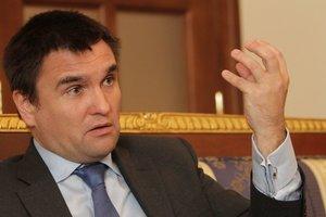 Климкин в ЕС предложил несколько типов санкций против России за Азов