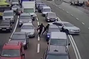 Под Киевом задержали банду, устраивавшую разбойные нападения на бизнесменов