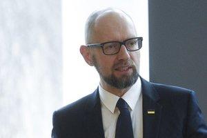 Яценюк назвал пять главных вызовов, которые ждут Украину в следующем году