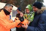 """Дети вчера получили подарки от Марлоса, болельщики """"горняков"""" ждут их в среду. Фото ФК """"Шахтер"""""""
