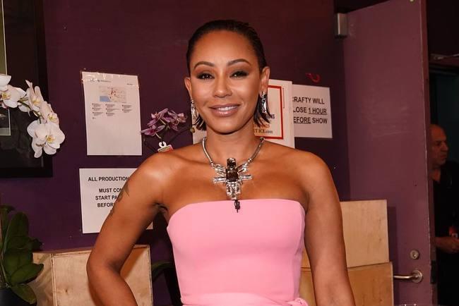 Звезда Spice Girls упала слестницы, сломала два ребра иповредила руку