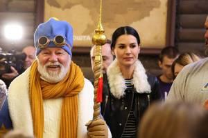 Резиденция Святого Николая открылась на Главпочтамте в Киеве