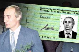 В Германии нашли секретный документ на имя Путина времен СССР