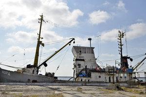 """Украина вновь пытается продать скандальное судно """"Норд"""""""