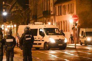 В Страсбурге произошел теракт. Фото AFP