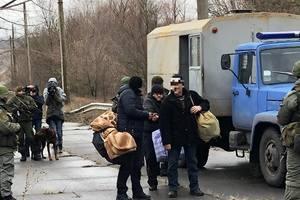В украинские тюрьмы из оккупированного Луганска вывезли десятки осужденных