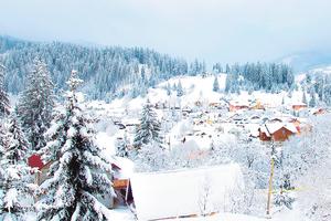 Нирвана у Карпат: три курорта, которые нужно посетить зимой