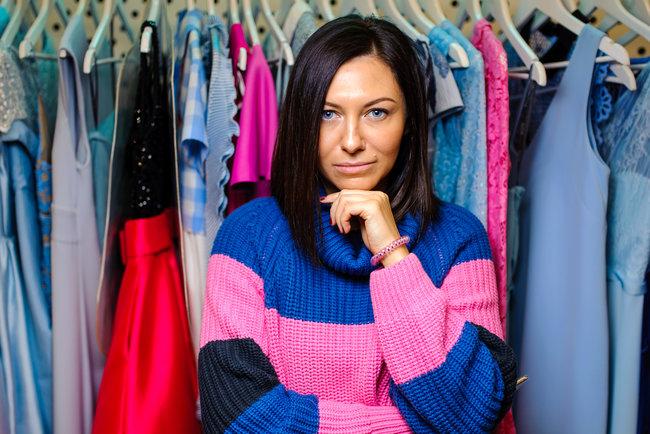 6e8b5bc1835 Лера Бородина – о ведении бизнеса с подругами и своей большой мечте - Стиль  - Мы поговорили с основательницей сервиса аренды и обмена платьев Oh My  Look! и ...