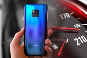 ТОП-10 мощных смартфонов возглавил Huawei