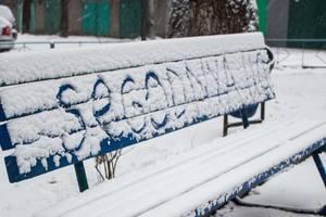 """Снегопад в Украине: соцсети """"взорвались"""" красочными фото"""