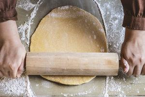 Как приготовить вкусное песочное тесто