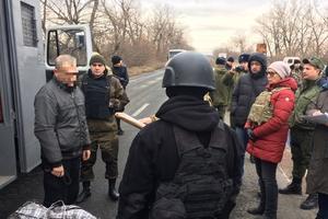 Боевики на Донбассе передали Украине 13 осужденных