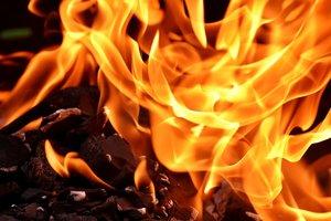 В Одесской области горела летняя кухня: спасатели нашли тело мужчины