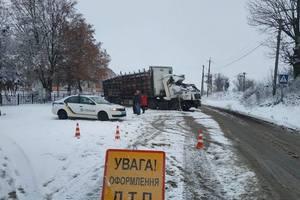 Под Киевом автомобиль врезался в дерево, водитель погиб