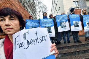 Польша, Норвегия и Германия: в Европе прошли акции в поддержку Олега Сенцова