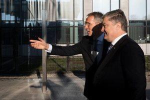 """Порошенко: Открыв огонь в Керченском проливе, Россия перешла """"красную линию"""""""