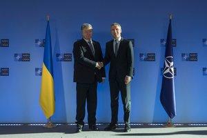 Вступление Украины в НАТО: Столтенберг сделал заявление