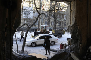 """Евросоюз дал 4 млн евро, чтобы """"согреть"""" оккупированный Донбасс"""
