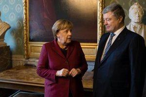 Порошенко и Меркель поговорили о России: стали известны детали встречи