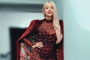 Женщина-Кошка: леопардовый образ Оли Поляковой