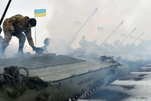 Жить и побеждать в условиях военного вторжения: Турчинов рассказал о крупных учениях
