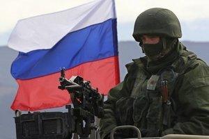 Оккупанты сообщили о новых военных учениях в Крыму