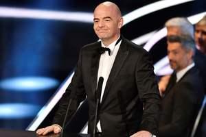 Глава ФИФА сказал, когда могут принять решение о расширении количества участников ЧМ-2022