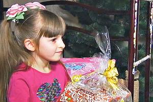 """Участники программы """"Адресная помощь"""" получили подарки в рамках акции """"Ринат Ахметов — детям!"""""""