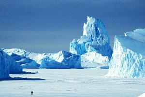 На исследовательской станции в Антарктике погибли двое рабочих