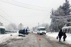 В Житомирской области легковушка насмерть сбила женщину