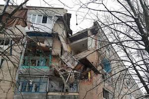 Мощный взрыв в Фастове: появились фото разрушительных последствий
