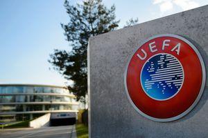 Рейтинг УЕФА: Бельгия еще больше оторвалась от Украины