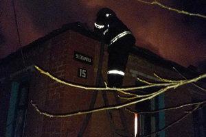 В Харьковской области сгорел жилой дом: погибла женщина