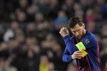 """Матч """"Леванте"""" - """"Барселона"""" состоится в воскресенье. Фото AFP"""