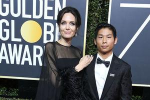Анджелина Джоли сказала своему приемному сыну, что Брэд Питт не хотел его усыновлять