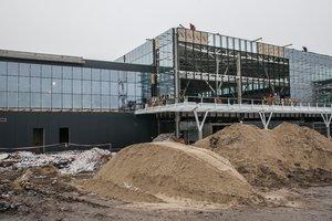 В Запорожье возьмут кредит на строительство нового терминала аэропорта