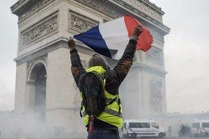 В преддверии протестов: в Париже начались первые задержания