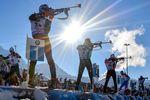 Россияне снова угодили в скандал с допингом. Фото AFP