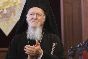 СМИ сообщили о прибытии патриарха Варфоломея в Киев
