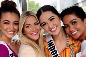 """""""Мисс Вселенная 2018"""": в сети разгорелся скандал вокруг участницы от США"""