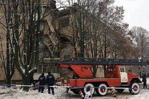 В Фастове рассказали, когда жильцы дома, где произошел взрыв, смогут забрать вещи